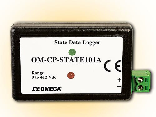 Omega Data Acquisition : State data logger from omega