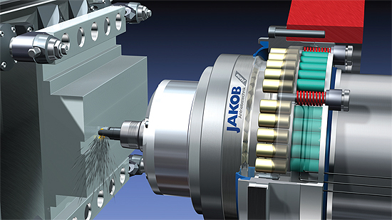 machine tool spindle