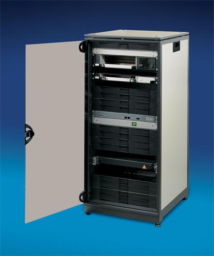 Electronic Test Equipment Racks : Pentair schroff brand novastar cabinet platform
