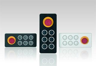 B&R keypad module with E-stop