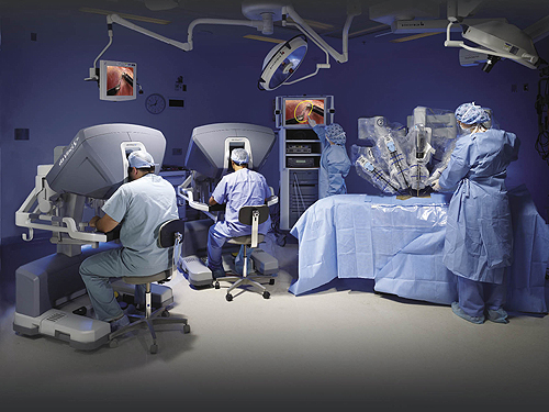 Entering the Age of Surgical Robotics