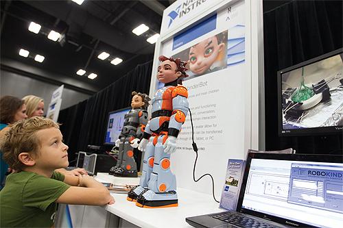 zeno-robokind-robot