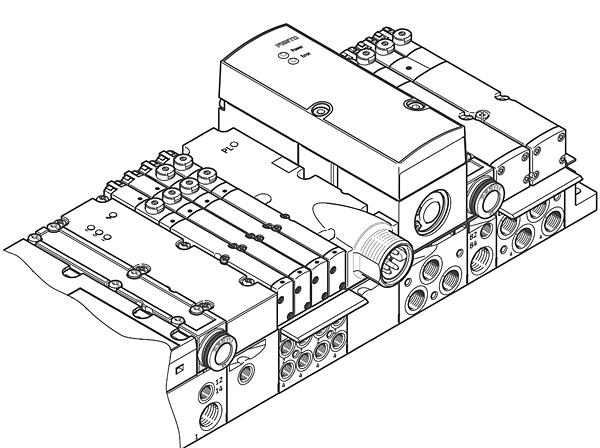 Motor Control Relay Logic